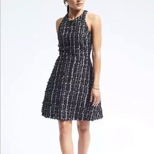Banana Republic Heritage Collection Flare Dress 0